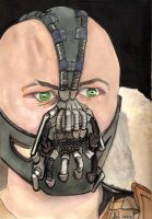 bane (Tom Hardy) by hatoola13