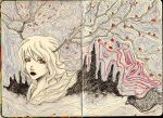 Sketchbook 1 first page - 2 by Otai