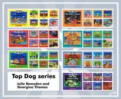 Top Dog : Book Covers by gen8