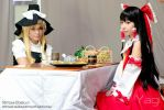 Touhou Project by Hitomi-Cosplay