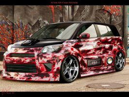 Scion XD: Camo Edition by Gurnade