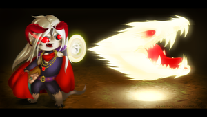 Rage of a Demon by FlaminiaKennedy