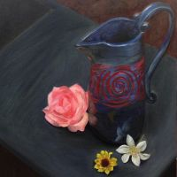 Still life painting- unfinished :( by etodorut