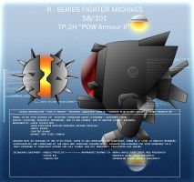 TP-2H 'POW Armour II' by Wes2299