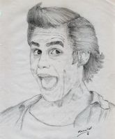 Jim Carrey by manulal
