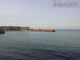 St Ives Harbour by squishy2004