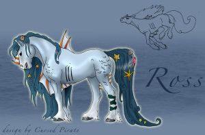 Ross the Equish by abosz007