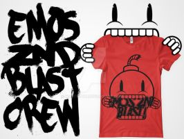 EMO'S 2nd BLAST FRONT by mastedon