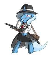 Mafia Trixie by TheParagon