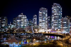 Vancouver Night 06 by digital-uncool