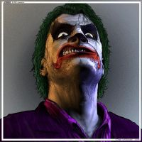 The Joker by ubald007