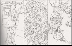 Sketches by vadozzer