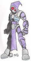 Mystic droid by Pearl-Shadow