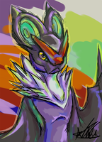 Noivern by ToLoveaKiwi