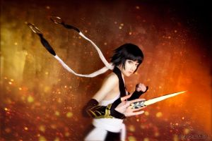 Soi Fong - Bleach by Pugoffka-sama