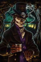 Baron Samedi by Chronoperates