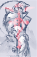 Fullmetal Breaksketch by Robaato