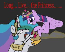 Long Live the Princess by SMG-73