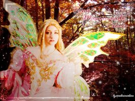 Lillyxandra as Pink Faerie by carolmanachan
