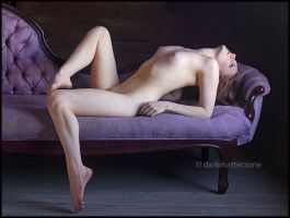 Figure, reclining 3 by darkmatterzone