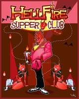HellFire Supper Club by WarBrown