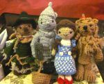 Wizard of Oz Amigurumi Doll Set by Spudsstitches
