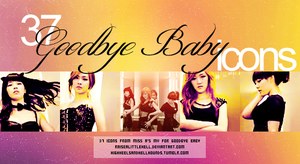 Goodbye Baby Icons by raisealittlehell