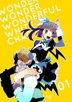 WONDER WONDER WONDERFUL by RyusukeHamamoto