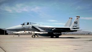 12th Air Force Commander's F-15A by F16CrewChief