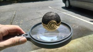 Pokeball by Unaccetpable