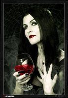 Vampira Tribute 4 by JenHell66