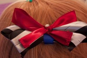Marceline Hair Bow by AngelicalDesign