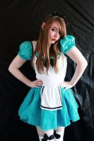 Alice-But I Don't Want To Go Among Mad People! by SoraTheDemon