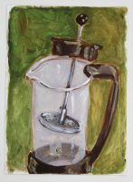 French Press by Claire794
