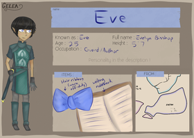 Gelea: Eve by Angel-of-the-Lore