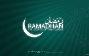 Ramadhan kareem Wallpaper by sajjadsgraphics