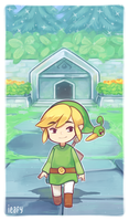 A Minish Cap by ieafy