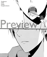 USUK Doujinshi - Toothbrush (COMING SOON) by Keni8149