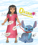 Lilo and Stitch by Swag-Thomas-Stroker