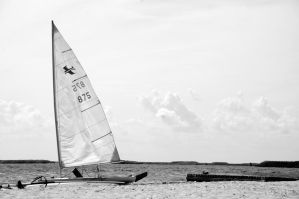 Sailboat by Kelsey-Brown