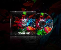 Cooking Yamz Album Cover by An1ken