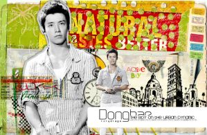 Donghae-Active Boy by qdlego