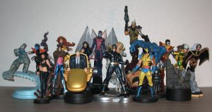 Bowen X-Men Statue Collection by FableBound