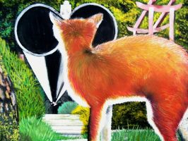 The Fox by olivera-h