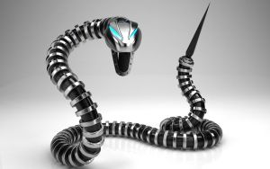 Carbon Snake by Dracu-Teufel666