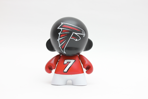 Atlanta Falcons Munny by spilledpaint88