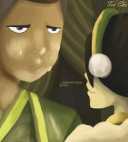 Toph's little surprise by lightskin