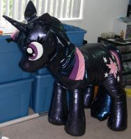Giant PVC Twilight Sparkle by Bladespark