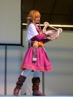 Zelda Skyward Sword by memoire-hana