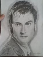 The Tenth - Dr. Who's David Tennant (+VIDEO) by Rooivalk1
